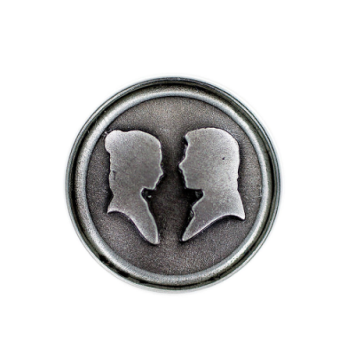 Pin Star Wars Han Solo & Leia Chapa Clicks - Double Project