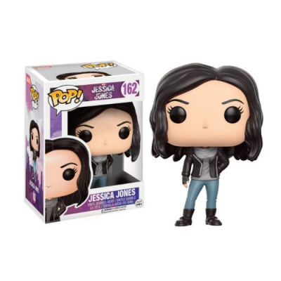 POP Jessica Jones Marvel - Double Project
