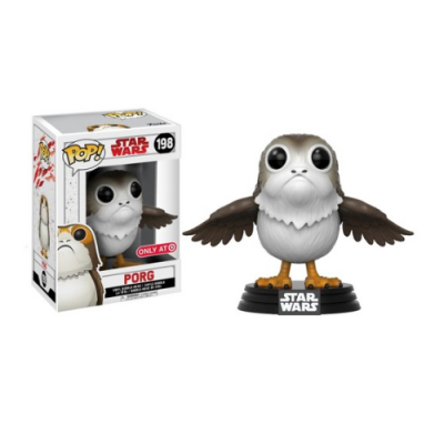 POP Porg The last Jedi Exclusive - Double Project