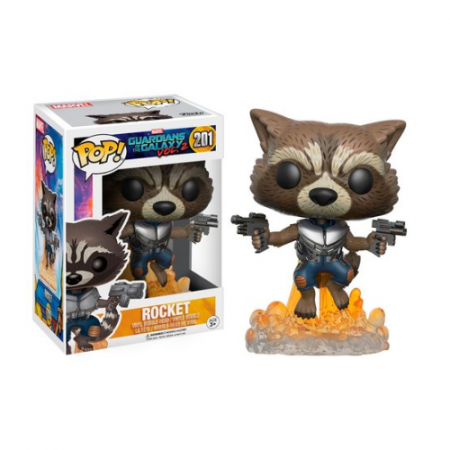 POP Rocket Guardians of the Galaxy 2 - DOuble Project