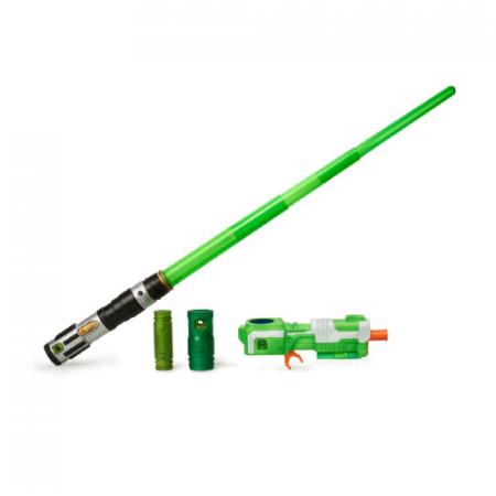 Star Wars Sable de luz Projectible-Firing - Double Project