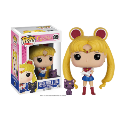 POP Sailor Moon Luna - Double Project
