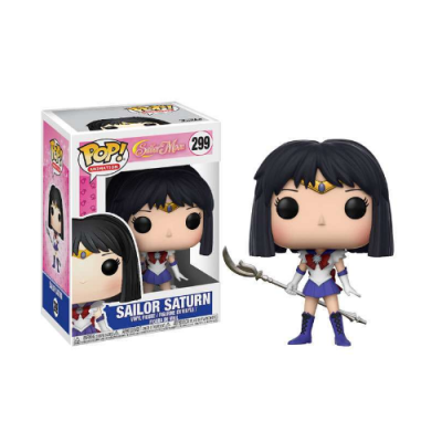 POP Sailor Saturn Sailor Moon - Double Project