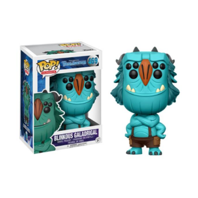 POP Trollhunters Blinkous - Double Project