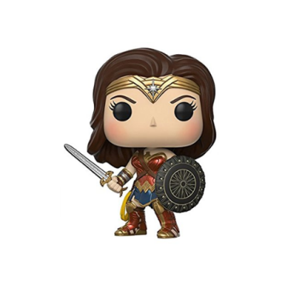 POP Wonder Woman escudo - Double Project