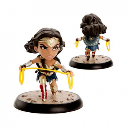 Wonder Woman Figura Q-Fig - Double Project