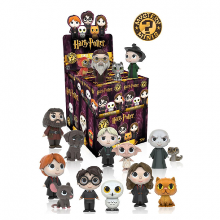 Harry Potter Minifiguras Mistery Series 1 Funko - Double Project