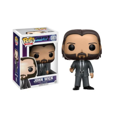 POP John Wick - Double Project