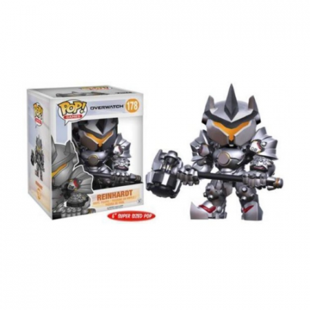 POP Overwatch Reinhardt XL - Double Project