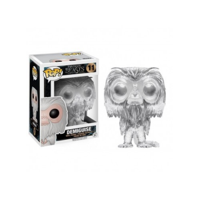 POP Demiguise Transparente - Double Project