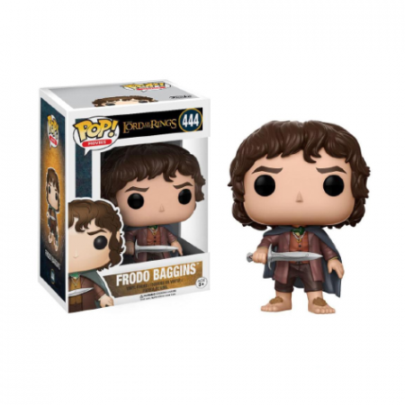 POP Frodo Baggins EL Señor de los Anillos - Double Project