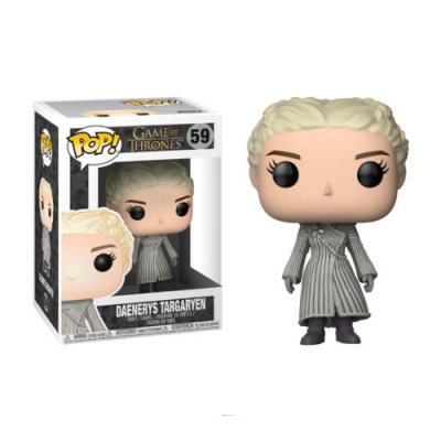 POP Daenerys White Coat - Double Project