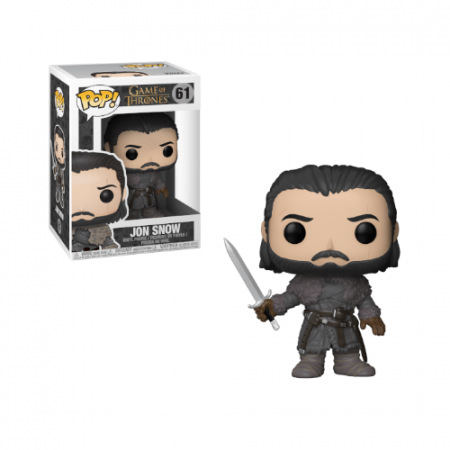 POP Jon Snow (Beyond the Wall) - Double Project