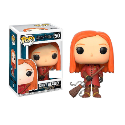 POP Ginny Quidditch Robes Exclusive - Double Project