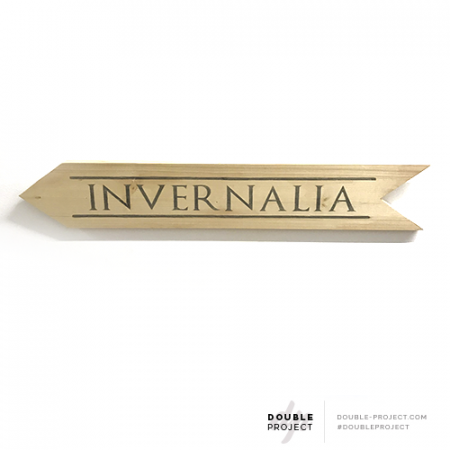 Señal Invernalia Dirección - Double Project