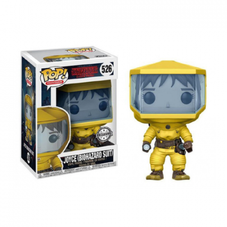 POP Joyce Biohazard suit - Double Project