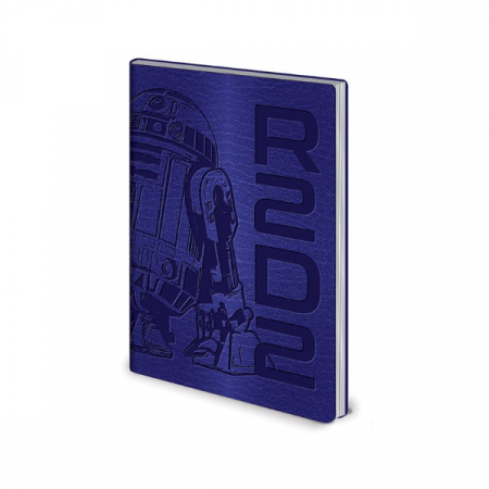 Libreta Star Wars R2-D2 A5 - Double Project