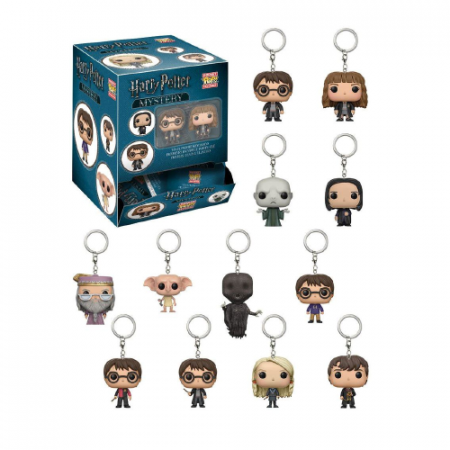 Harry Potter llavero Pocket POP Mistery - Double Project