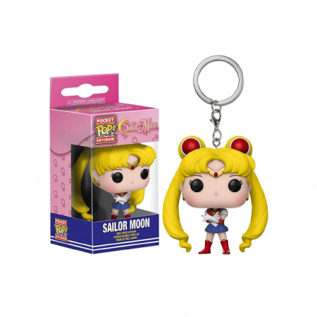 Llavero Pocket POP Sailor Moon - Double Project