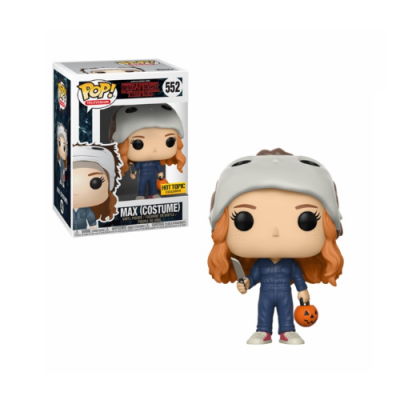 POP Max with Costume Stranger Things - Double Project