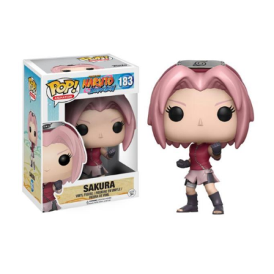 POP Sakura Naruto Shipudden - Double Project
