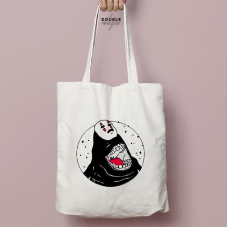 Tote Bag Sin Cara EL Viaje de Chihiro - Double Project