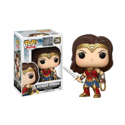 POP Wonder Woman Justice League - Double Project