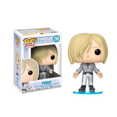 POP Yurio Yuri!!! On ice - Double Project