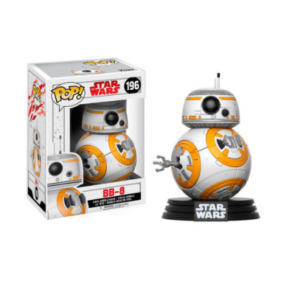 POP BB-8 Star Wars The Last Jedi - Double Project