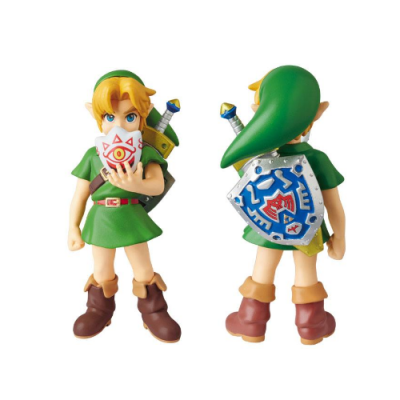 Figura Link The Legend of Zelda | Double Project