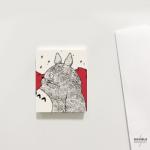 Imán Totoro Handmade - Double Project
