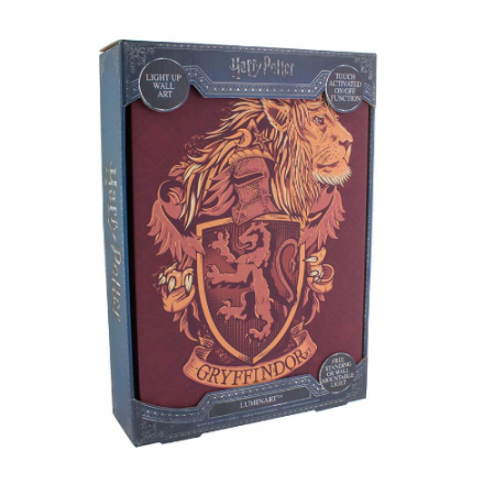 Lámpara Luminart Gryffindor Harry Potter - Double Project