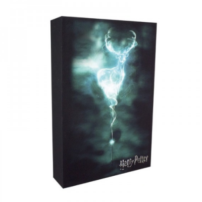 Lámpara Luminart Patronus Harry Potter - Double Project