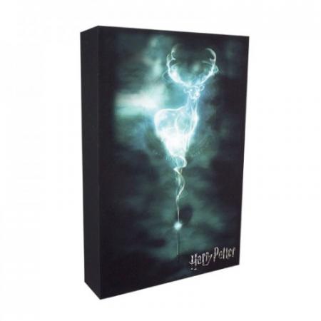 Lámpara Luminart Patronus Harry Potter - Double Project
