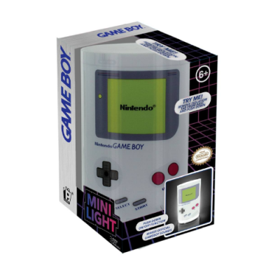 Lámpara Nintendo Game Boy | Double Project