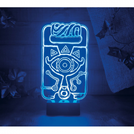 Lámpara Sheikah Slate Legend of Zelda - Double Project