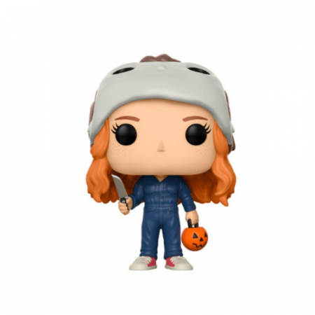 POP Max with Costume Stranger Things | Double Project