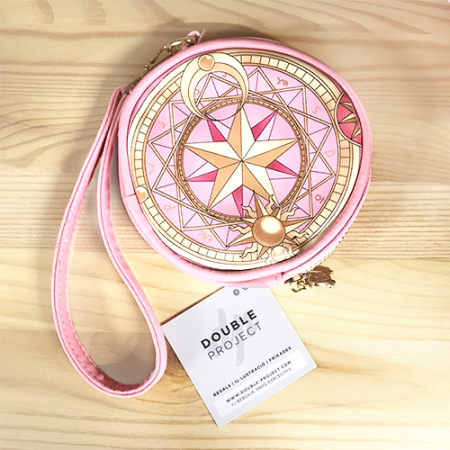 Bolso de mano neceser CardCaptor Sakura - Double Project