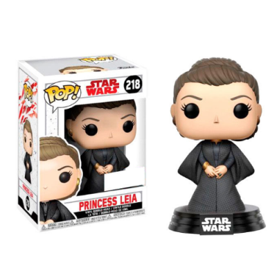 POP Princess Leia Star Wars Exclusive - Double Project