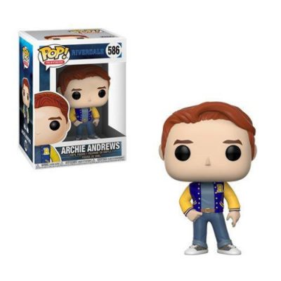 POP Archie Andrews Riverdale - Double Project