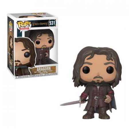 POP Aragorn El Señor de los Anillos | Double Project