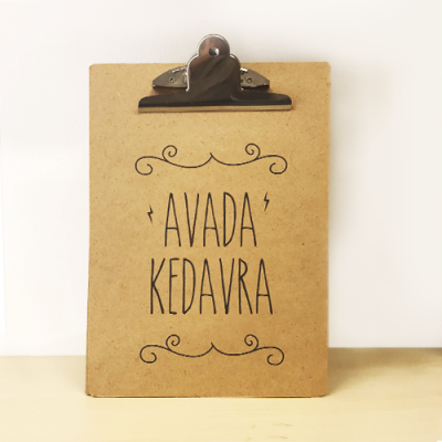 Portfolio A4 Avada Kedavra - Double Project