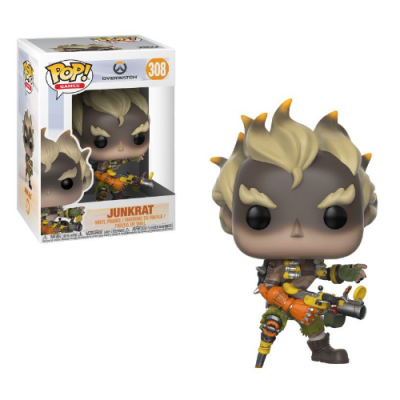POP Junkrat Overwatch | Double Project
