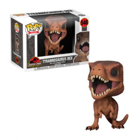POP Tyrannosaurus Rex Jurassic Park | Double Project