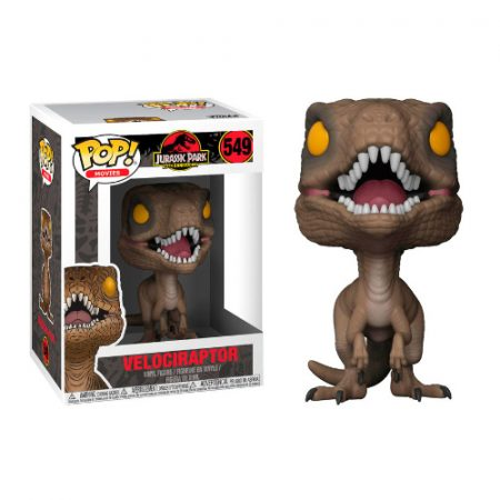 POP Velociraptor Jurassic Park - Double Project