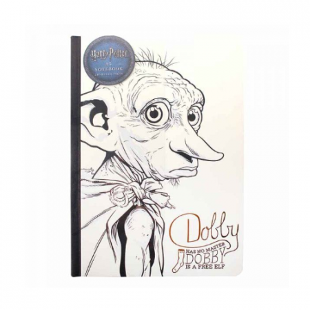 Harry Potter Libreta Dobby A5 - Double Project