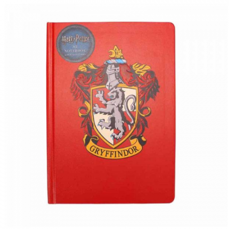 Harry Potter libreta Gryffindor A5 | Double Project
