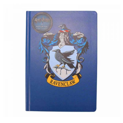 Harry Potter libreta Ravenclaw A5 - Double Project