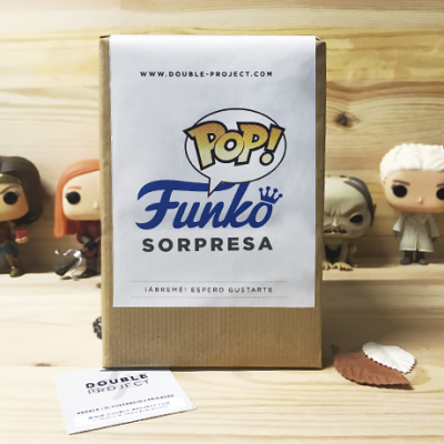 Funko POP Sorpresa - Double Project