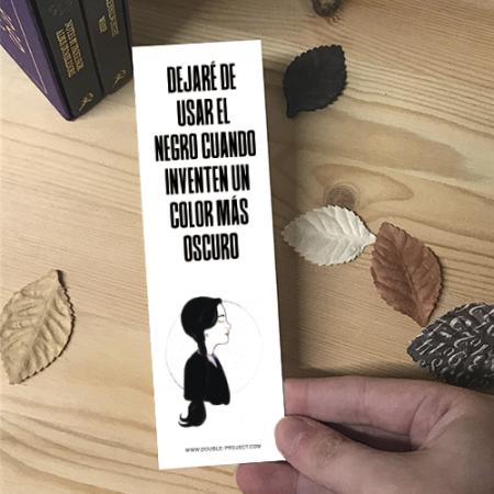 Punto de Libro Miércoles Familia Adams | Double Project
